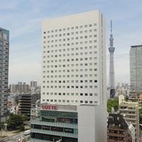 【正規料金・朝食付き】ロッテシティホテル錦糸町へようこそ♪