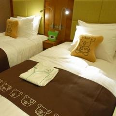 【日にち限定】1番人気のコアラのマーチルーム(素泊まり)に泊まってコアラのマーチクッションをGET!