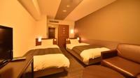 ☆禁煙☆ツインルーム・ベッド2台(22平米)シャワー・トイレ
