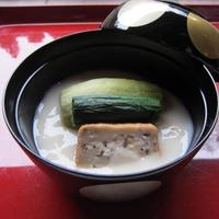 【初夏の女子旅】〜「綺麗」を食べる〜宿坊でいただく豆乳精進料理〜1人旅OK!<6月・7月限定>