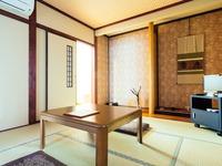 禁煙 特別室 檜(6畳+洗面室1.5畳 バス・トイレ付)