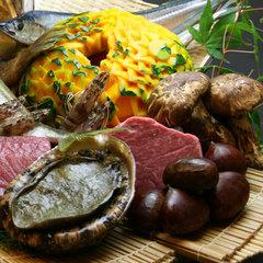 【秋】≪プレミアム≫厳選された食材の食べ方はあなた次第〜青龍〜