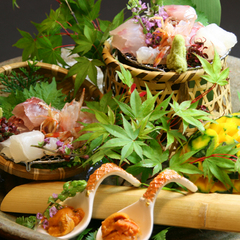 【楽天限定】うれしい女性特典付!秋の味覚の王者★松茸、紅蟹、国産和牛★秋のイチ押しプラン