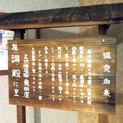 【レギュラー】和食膳&新鹿沢温泉♪静かな自然の中でのんびり寛ぎの時間を♪<お先でスノ。>