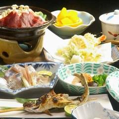 【旬会席】歴史ある吉野の宮滝で旬の食材を召し上がれ