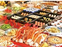 【直前割】カニ食べ放題バイキング朝夕合計85品 ☆2/20・2/21限定☆