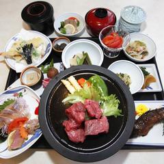 【2食付Cプラン】ちょっと贅沢…料理長が腕をふるう心づくしの膳をどうぞ!