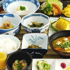 優しい朝食で元気な一日を…【朝食付きプラン】