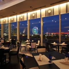 【感動夜景レストラン ディナーブッフェ18時〜19時40分】ホテルで過ごす年末年始2食付