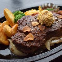 〜感動夜景〜メインは牛サーロインステーキ★サラダ&スイーツブッフェ付¥4,500ディナー+朝食付
