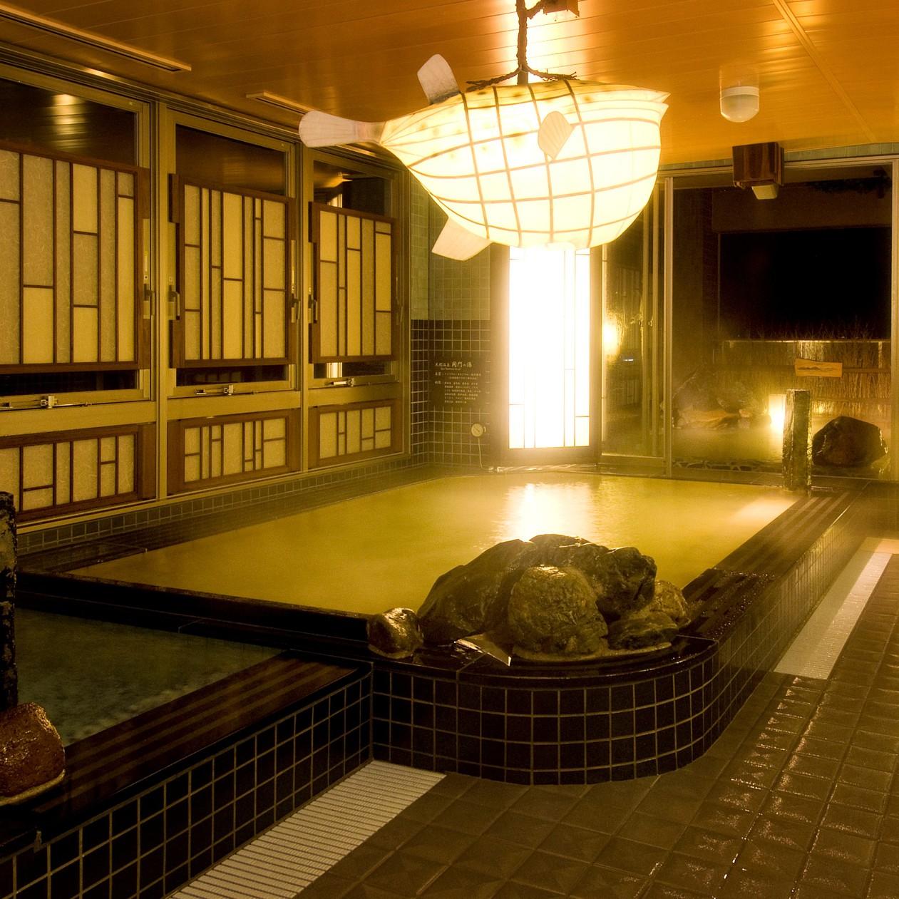 天然温泉関門の湯 ドーミーインPREMIUM下関 image