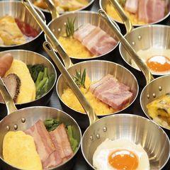 【朝食付】旬の食材の炙り焼を堪能♪充実和洋バイキングプラン♪