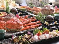 一人旅で蟹の贅沢☆地物上ランク活松葉がにをゆっくり味わい尽くす!