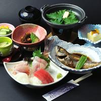 【平日限定】【ビジネスに】選べるご夕食!お気軽メニュー 1泊2食付きプラン