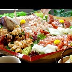 GW直前割★お1人様<1000円お得>【さざえ壷焼き&姿盛り】新鮮魚介たっぷり♪旬会席 舞mai