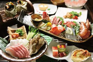 【1泊2食】金目鯛料理&新鮮刺し盛り付スタンダードプラン