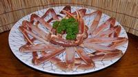 ■かにコース■生・焼き・鍋など5種類の食べ方で♪日本海の味覚の王様を満喫
