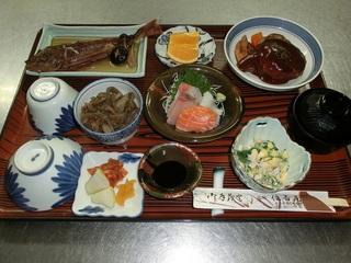 【ポイント10倍】日替わり定食付きプラン!★朝夕付き!