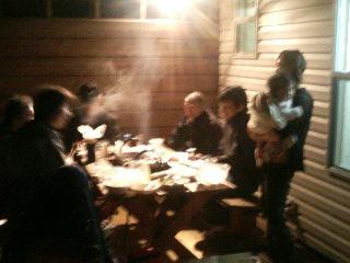 ★1棟貸切コテージ 食材持参で楽しいパーティー