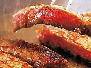 【心にググっと】上州牛ステーキ付プラン
