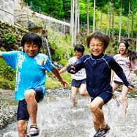 ■ファミリー大歓迎♪■<<お子様1名無料>> 川遊び等、大自然でのアクティビティーを家族で体験!