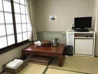 和室でのんびり♪お得に平日ネット割プラン/ツイン和室
