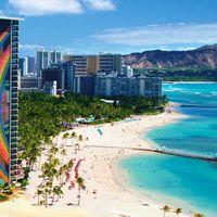 【楽天限定】シークレットだから実現!5連泊以上限定の特別割引!ハワイアンパラダイスを満喫!