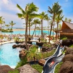 【楽天限定】13時チェックイン確約が嬉しい!ハワイアンパラダイスを満喫!