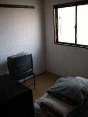 3畳和室冷蔵庫付19型デジタルテレビ