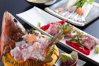 【プレミアム】KAKIMOTOYA最上級の特別献立《—極【夏】会席—》(お部屋食)
