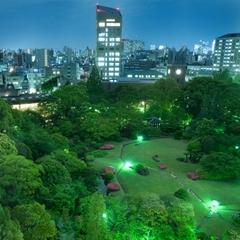 【冬旅応援】庭園が眼下に広がる、ジュニアスイート42〜49平米 2名様1室21,000円〜