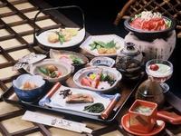 【超先キャンペーン】最大5%OFF&ポイント15% 飛騨かかさま料理2食付プラン