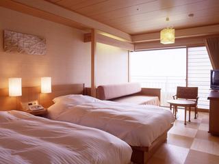 オフィシャルホテルで快適に過ごす 1泊2食バイキングプラン