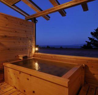 【素泊まり】全室露天風呂付客室で温泉を満喫!