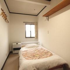 リーズナブル洋室(ベットルーム)一人旅専用