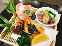 【贅沢丹後海の幸フルコース会席】色々な種類のお魚を♪ 部屋食