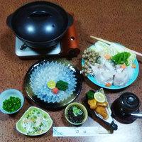 【とらふぐ&知多牛】海の幸もお肉どっちも食べたい☆知多牛陶板焼付!ふぐフルコース