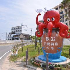 【知多牛陶板焼き】と日間賀の新鮮海の幸コラボ★プラン♪