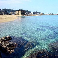 夏はやっぱり海水浴☆竹野浜すぐ目の前!夏休みファミリープラン♪【山陰海岸ジオパーク】