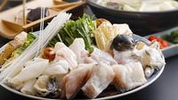 """【とらふぐ鍋】""""冬の美食""""を、年中楽しめる贅沢。—""""ふぐの王様×大和野菜""""魅惑のコラボ—"""