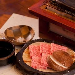 ■おひとりさま■夕朝食ともにお部屋食☆嬉しい飛騨牛石焼き付き会席