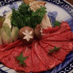 【極上飛騨牛】飛騨牛をすき焼きで食す贅沢〜すき焼き会席〜【ぎふ旅】【飛騨牛】