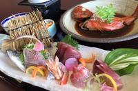 【スタンダード】 金目鯛の煮付け1人1匹付きが大好評★当館一番人気プラン【今できるおもてなし】