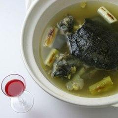 お食事にこだわるなら♪自分へのご褒美プラン●すっぽん鍋●