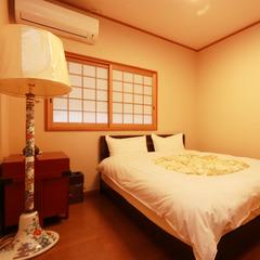 【1室限定】源泉掛け流し客室露天風呂付き♪和室&ベッドルームの特別仕様♪