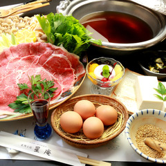 【楽天スーパーSALE】5%OFF★【高級】A5ランクの豊後牛を『しゃぶすき鍋』で贅沢に堪能♪