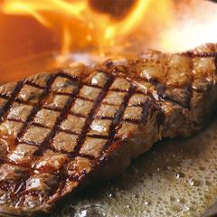 料理長一押し『1ポンドステーキ』を、ダイナミックに愉しむ贅沢ディナー♪