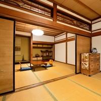 〜1部屋のみの特別客室〜2名様からご利用可能!庭園を望む20畳で癒しの休日