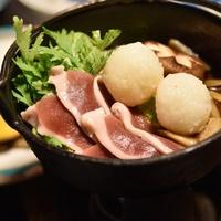 【ご当地グルメ】秋田の郷土料理を堪能!名物「だまこ」入り鴨鍋プラン