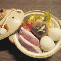 【冬のご当地グルメ】秋田の郷土料理を堪能!名物「だまこ」入り鴨鍋プラン